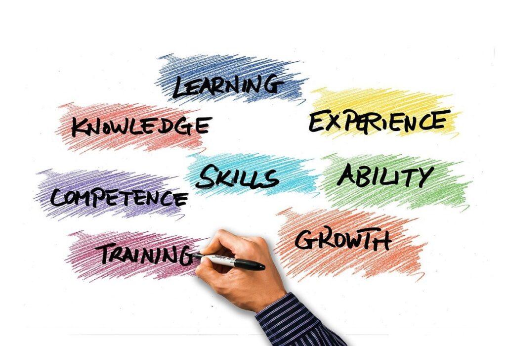 crescita professionale in azienda