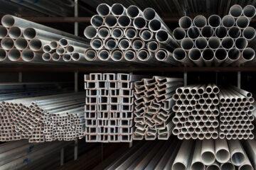 materiali carpenteria metallica